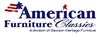 American Furniture Manufacturing Home Furnishings